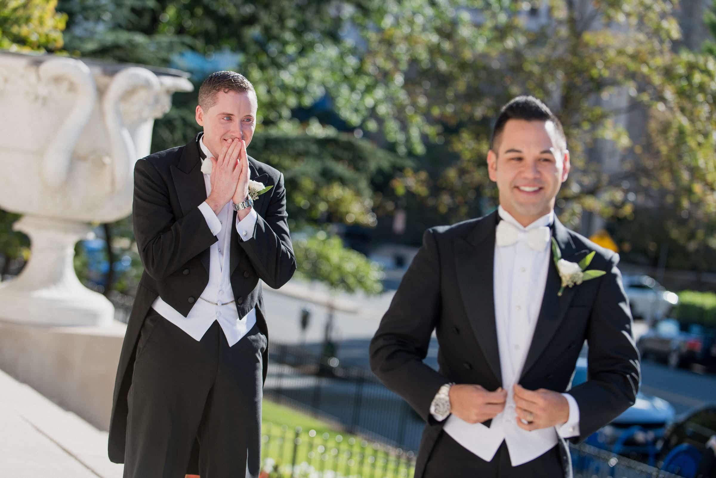 Ferenzi Photography Washington DC Carnegie Institute of Science Wedding